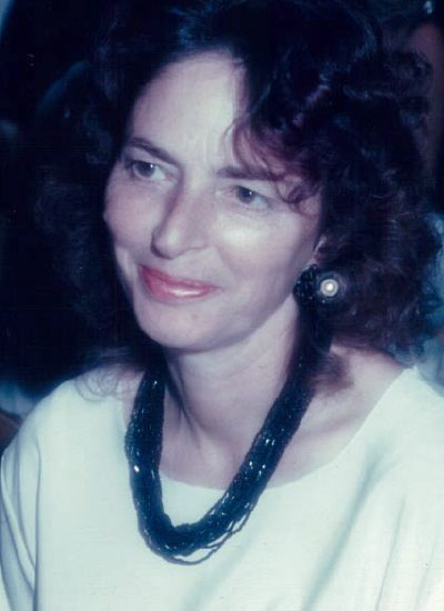 Roswitha Feuchtwanger-Born